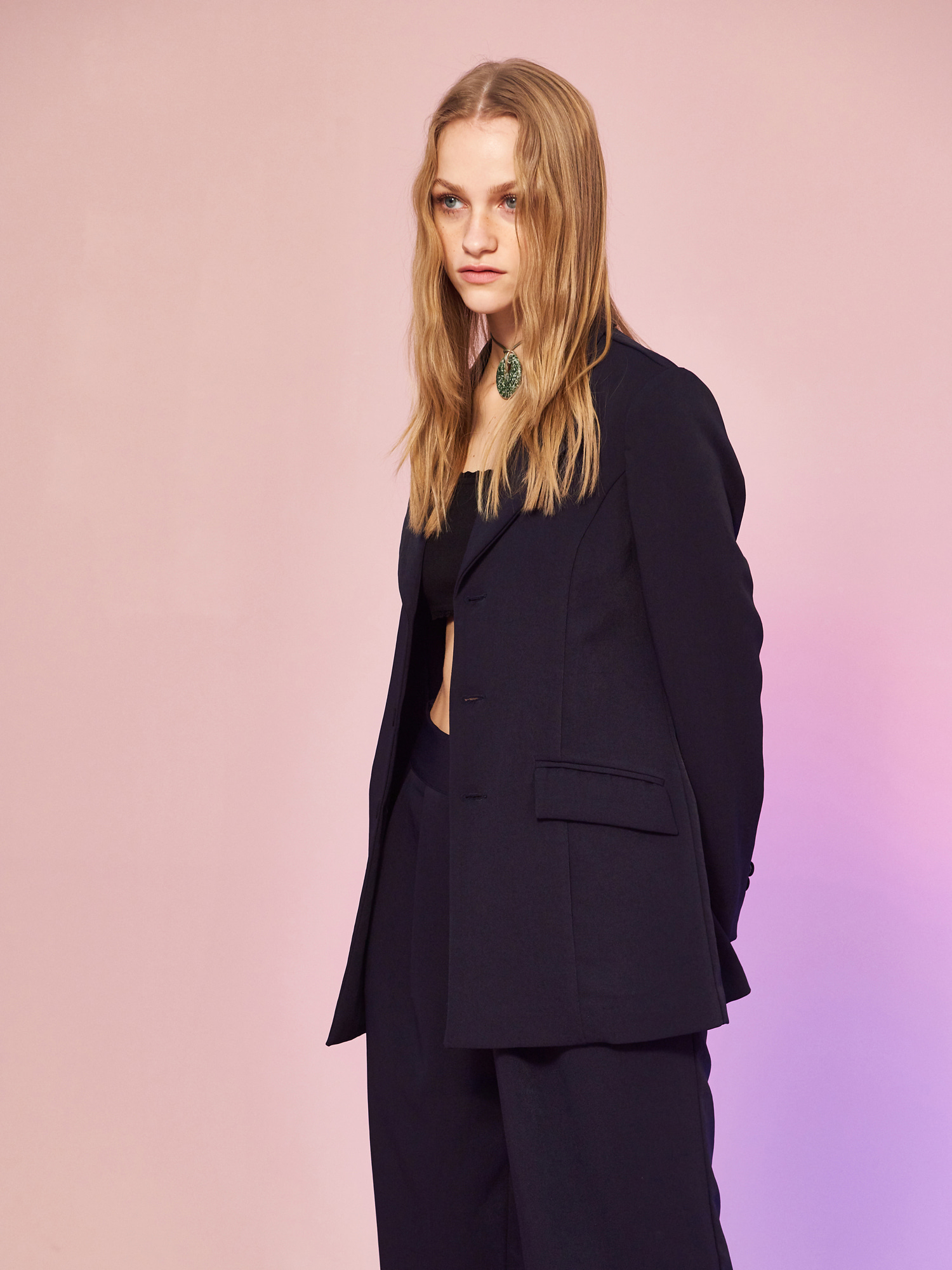 [Clearance Sale 65%Off]Minimal Jacket in Navy